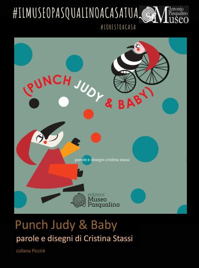 Punch Judy  Baby Cover